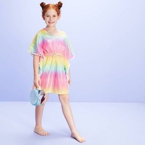 More Than Magic™ Ombre Sparkle Swim Cover Up